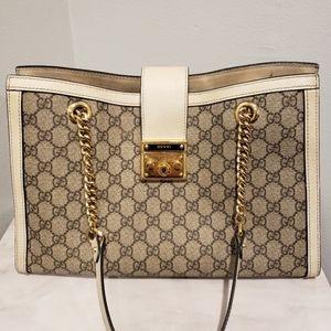 Gucci Medium Padlock Bag